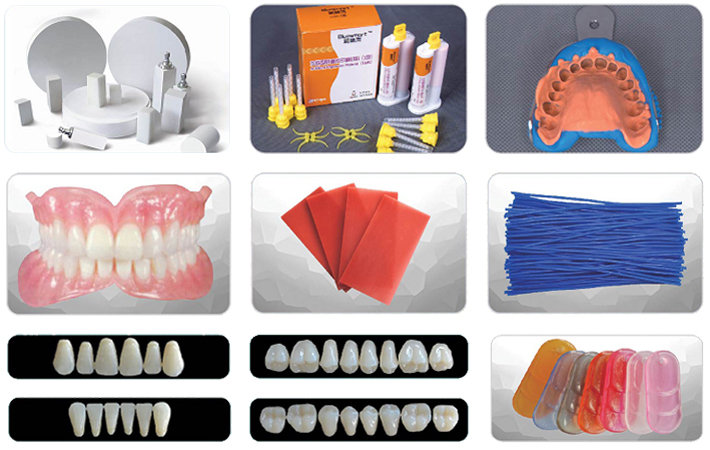 SHANGHAI NEW CENTURY DENTAL MATERIALS